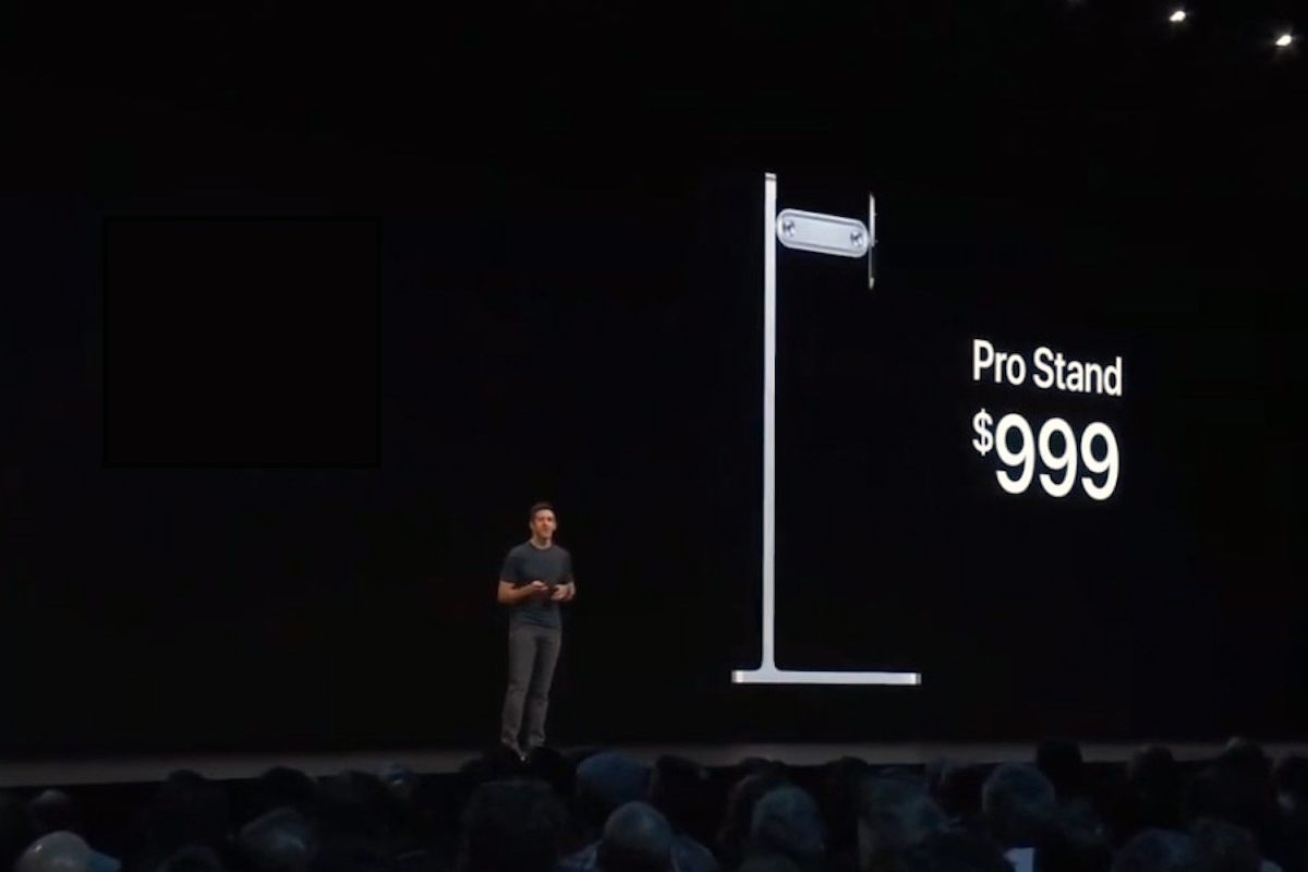 Apple Pro Stand: $999