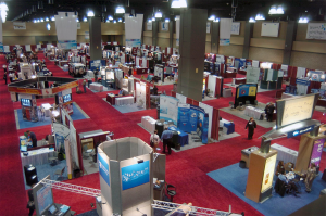 What a trade show might look like.