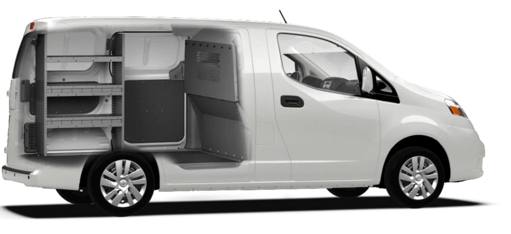 2020 Nissan nv200 mpg