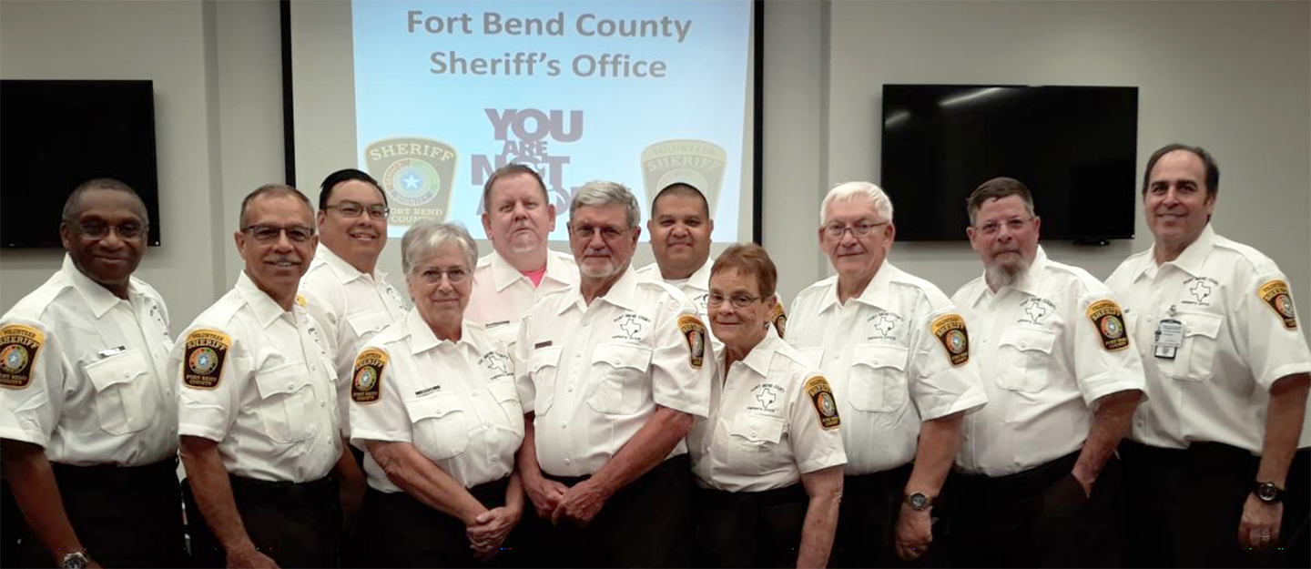 Fort Bend Sheriffs YANA